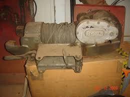 old ramsey winch wiring old image wiring diagram thor pierce desert dynamics winch on old ramsey winch wiring