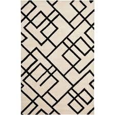black and white geometric rug. classy design ideas black and white geometric rug brilliant black_and_white_geometric_rug_1_enchanting_ideas_with_black_and_white_geometric.jpg a