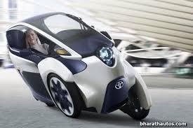 toyota new car release2013 Geneva Motor Show  Toyota iRoad Electric Urban Minicar