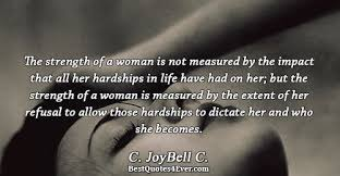 Quotes About Women's Strength