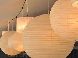 tall paper lamp shades 28 rice diy stunning white 14