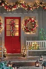 Cozy rustic outdoor christmas decoration ideas Diy Christmas Decor House Beautiful 50 Best Outdoor Christmas Decorations Christmas Yard Decorating Ideas