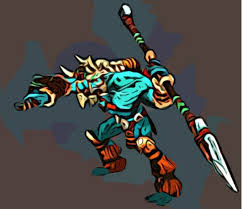 dota 2 huskar the sacred warrior by bazookatortise on deviantart