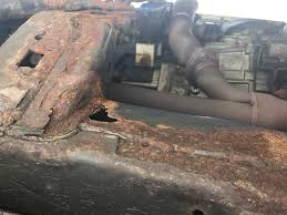 2003 Toyota 4Runner Excessive Rust/Corrosion: 7 Complaints