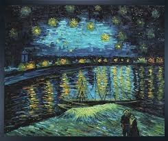 the starry night original painting vincent van gogh starry night painting technique defendbigbird com the starry