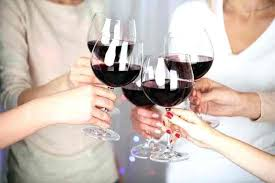 people toasting with glasses of wine best glass brands luxury in india top