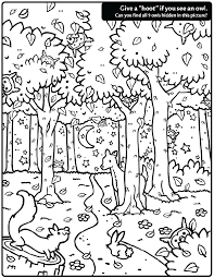 Small Picture owl coloring pages free printables Hidden Owl Find Coloring Page