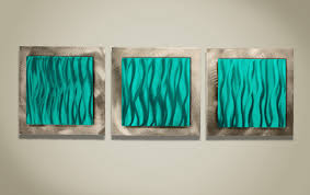 Turquoise Kitchen Decor Kitchen Turquoise Metal Wall Art Modern Kitchen Decor Art