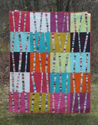 crazy mom quilts: bright birch trees & This quilt is proof positive that every scrap deserves a chance. Even the  little ones! I do love working with little pieces!!!! (I know, what a news  flash. Adamdwight.com