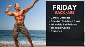 mike o hearn workout routine friday