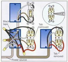 wiring outlets and lights on same circuit google search diy in wiring diagram for light switch and outlet combo home electrical wiring, electrical wiring diagram, electrical projects, electrical outlets, electrical engineering