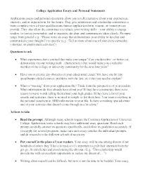 College Application Essay Simple Examples Of College Essay Topics Essay Topics General Example Of