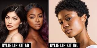 this is what 16 women look like wearing kylie jenner s perfect for darker skin tones