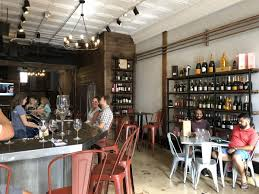 Wine And Design Winston Salem New Wine Bar Opens In Downtown Arts District Dining