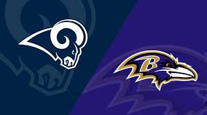 Baltimore Wr Depth Chart Baltimore Ravens Vs Los Angeles Rams Matchup Preview 11 25