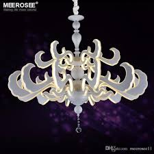 new arrival led chandelier light fixture modern acrylic led res haning lamp high brightness home lighting for dining room modern chandelier lighting