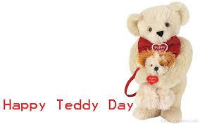 amazing happy teddy day pic