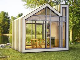 Small Picture Meet Bunkie A Tiny New Prefab House from 608 Design and BLDG