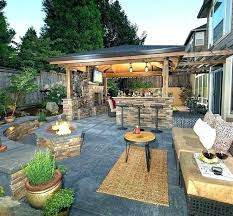cost of outdoor fireplace in backyard fireplaces with regard to decor 17