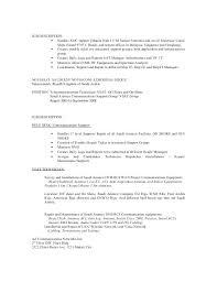 Telecommunication Resume Telecommunication Technician Job Description Dew Drops