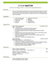 Medical School Resume Format Resume Format And Resume Maker Best