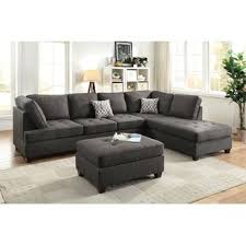 Modern Contemporary Sectionals Youll Love Wayfair