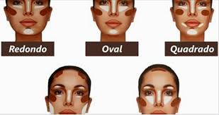 how to contour your face according to your face shape