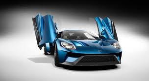 ford new car release2017 Ford GT Overview Pricing  Release Date
