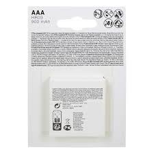 <b>Аккумулятор</b> Lexman Ni-Mh <b>ААА</b>, 4 шт. в Москве – купить по ...