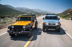2018 toyota fj cruiser.  2018 2018 toyota fj cruiser and jeep wrangler  topsuv2018 with toyota fj cruiser