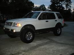 2006 ford explorer tires size thepotroast 2003 ford explorer specs photos modification info at