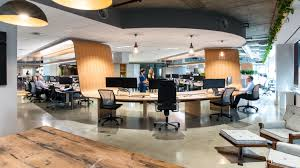 sydney office. The New Work Style Provides Staff With Opportunities To Change Working Locations And Increase Incidental Physical Sydney Office O