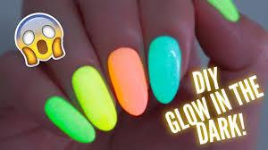 Diy Glow In The Dark Nail Polish