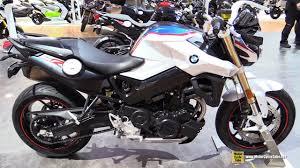 BMW 5 Series bmw f800r mpg : 2017 BMW F800R - Walkaround - 2016 EICMA Milan - YouTube