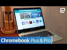 samsung chromebook plus. samsung chromebook plus \u0026 pro: hands-on