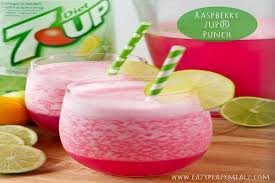 raspberry 7 up punch best cooking