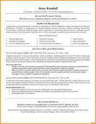 Payroll Processor Sample Resume Template For A Lease Agreement