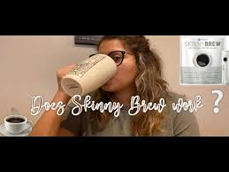 Skinny brew is a powerful coffee that's packed with perks! It Works Skinny Brew Vlog Youtube