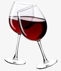 Image result for red wine glass clipart