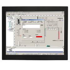china oem 15 inch open frame all in one