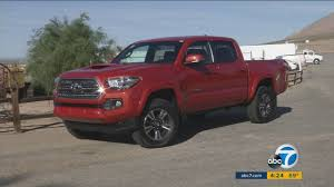 Mid-size pickup trucks are the new 'smaller' pickup trucks | abc7.com