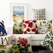 aliexpress com buy wholesale european country garden cushions