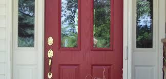 door : Wonderful Storm Door Window Loving A Red Front Door Better ...