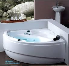 thermowave whirlpool bathtub heater fiber glass acrylic wall corner a tub nozzles jets spa
