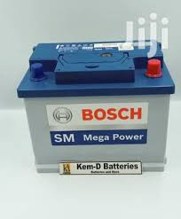13 Plates Bosch Car Battery Free Door Step Delivery