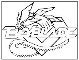 46 Dessins De Coloriage Beyblade Imprimer