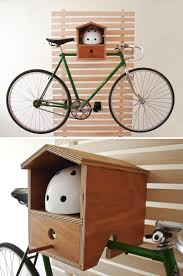 Indoor Bike Storage 30 Creative Bicycle Storage Ideas