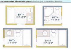 small bathroom floor plans shower only. Pin Small Bathroom Designs Floor Plans For 5 X 8 On Pinterest Shower Only P