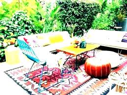 outdoor rug on wooden deck full size of indoor rugs wood area image best for