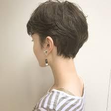 20代50代必見ベリーショートにしたくなるヘアカタログ Arine
